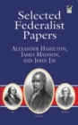 Image for Selected Federalist papers