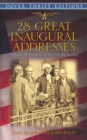 Image for 28 great inaugural addresses