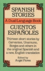 Image for Spanish Stories : A Dual-Language Book