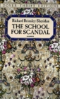 Image for The School for Scandal
