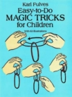 Image for Easy-to-Do Magic Tricks for Children