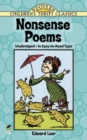 Image for Nonsense Poems