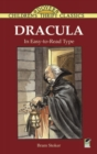 Image for Dracula : In Easy-to-Read Type