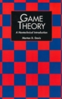 Image for Game Theory : A Nontechnical Introduction