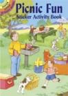 Image for Picnic Fun Sticker Activity Book