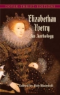 Image for Elizabethan Poetry