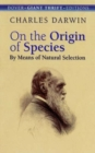 Image for On the origin of species  : by means of natural selection