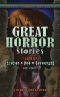 Image for Great horror stories  : tales by Stoker, Poe, Lovecraft and others