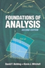 Image for Foundations of Analysis