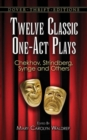 Image for 12 classic one-act plays