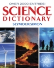 Image for Science dictionary