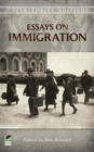 Image for Essays on immigration