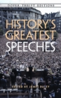 Image for History's greatest speeches