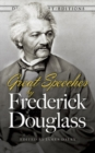 Image for Great speeches by Frederick Douglass