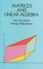 Image for Matrices and Linear Algebra