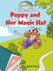 Image for Poppy and her magic hat  : a story coloring book