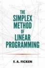 Image for The simplex method of linear programming