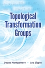 Image for Topological Transformation Groups
