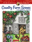 Image for Creative Haven Country Farm Scenes Coloring Book
