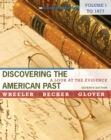 Image for Discovering the American pastVolume 1