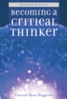 Image for Becoming a critical thinker