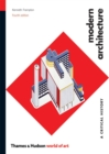 Image for Modern architecture  : a critical history