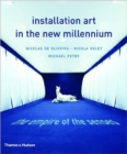 Image for Installation art in the new millennium  : the empire of the senses