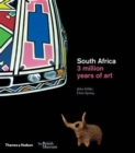 Image for South African art  : 3 million years of art