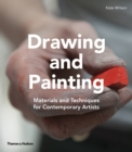 Image for Drawing and painting  : materials and techniques for contemporary artists