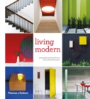 Image for Living modern  : the sourcebook of contemporary interiors