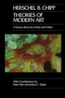 Image for Theories of modern art  : a source book by artists and critics