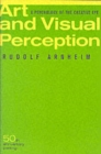 Image for Art and visual perception  : a psychology of the creative eye