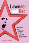 Image for Lavender and red  : liberation and solidarity in the gay and lesbian left