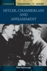 Image for Hitler, Chamberlain and appeasement
