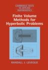 Image for Finite volume methods for hyperbolic problems