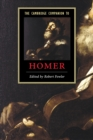 Image for The Cambridge companion to Homer