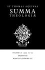 Image for Summa theologiaeVol. 38: Injustice : Volume 38 : Injustice
