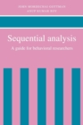 Image for Sequential analysis  : a guide for behavioral researchers