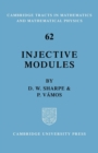 Image for Injective modules