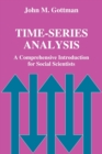 Image for Time-series analysis  : a comprehensive introduction for social scientists
