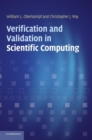 Image for Verification and validation in scientific computing