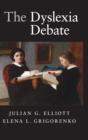 Image for The dyslexia debate