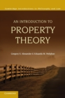 Image for Property law  : an introduction