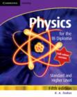 Image for Physics for the IB Diploma Full Colour