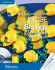 Image for IGCSE biology: Coursebook