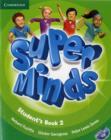 Image for Super minds: Level 2