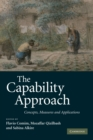 Image for The capability approach  : concepts, measures and applications