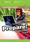 Image for Cambridge English prepare!Level 6,: Student's book