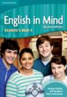 Image for English in mindStudent's book 4