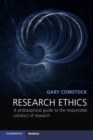 Image for Research ethics  : a philosophical guide to the responsible conduct of research